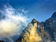 石家庄跟团到白石山、 十渡二日游多少钱都含哪些景点