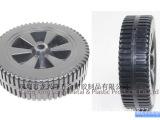 厂家直销phi174*50*phi10mm塑胶吹气轮 单边轮