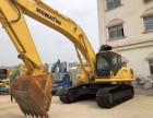 阿克苏个人一手小松350-7挖掘机整车原版低价出售中