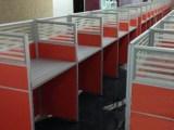 电脑桌 屏风隔断 大班台 折叠桌 隔断桌 培训桌屏风隔断工位
