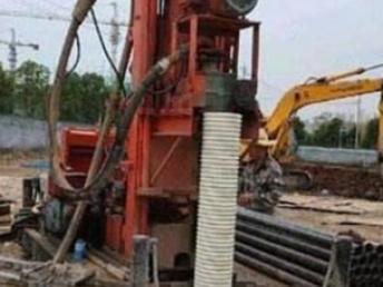 武漢江漢專業機械打井 深淺基坑管井公司