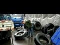 专业下沙流动抢修补胎 换胎 售胎