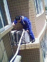 广州天河石牌空调维修拆装移机多少钱