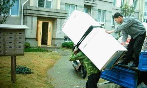 湛江市顺发搬家公司 承接大小型搬家.祝进宅大吉又大利