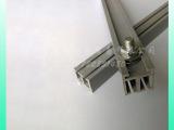 批发优质纸箱厂印刷耗材 PVC挂版双槽 2.0米 配有螺丝