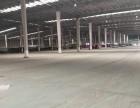 江夏大桥开发区金龙大道钢结构厂房出租18600平米