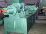 供应挤压式煤棒机 煤棒挤出机 秸秆煤炭制棒机