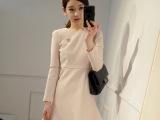 2014东大门代购夏季韩国新款品牌连衣裙时尚明星同款女装批发40