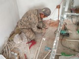 丰台区家装装修公司丰台刷墙公司打隔断,吊顶刮腻子