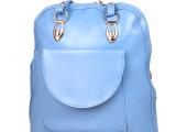 时尚双肩包女士背包PU夏季潮包包新款书包韩版休闲包户外包