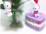 厂家批发Hello Kitty公仔凯蒂猫KT猫毛绒玩具娃娃挂件