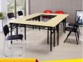 凯佳办公家具厂批发折叠桌椅办公沙发上下铁床员工宿舍床工地床
