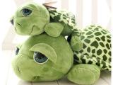 曾小贤 可爱卖萌大眼睛乌龟 亲子小海龟毛绒玩具公仔 礼物