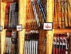 行营钓具加盟 渔具 投资金额 5-10万元