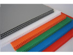 山东塑料中空格子板生产线-青岛哪里有卖耐用的塑料格子板生产线