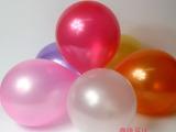 现货批发乳胶珠光加厚气球 1.3克磨砂气球活动庆典首选可加印lo
