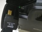 95成新的尼康D5200含18-105VR镜头