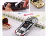 新款**点烟器手机保时捷车模手机 时尚个性汽车手机低价批发