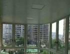 专业封装阳台,阳光房,制作安装无框窗,铝合金门窗