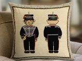 欧式抱枕 个性新品 外贸抱枕 批发 针织靠垫套 沙发靠枕车靠 0