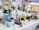 湖北武汉烘焙培训去哪里,金领烘焙培训学校,专业培训18年