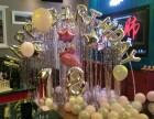 厦门KTV生日布置,生日气球装饰,包厢气球布置
