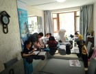 艺堂漫画暑假期动漫夏令营 8月份课程即将开课,快来参与吧!