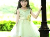 2015火爆韩版女童蓬蓬婚纱裙 六一儿童表演公主礼服公主裙