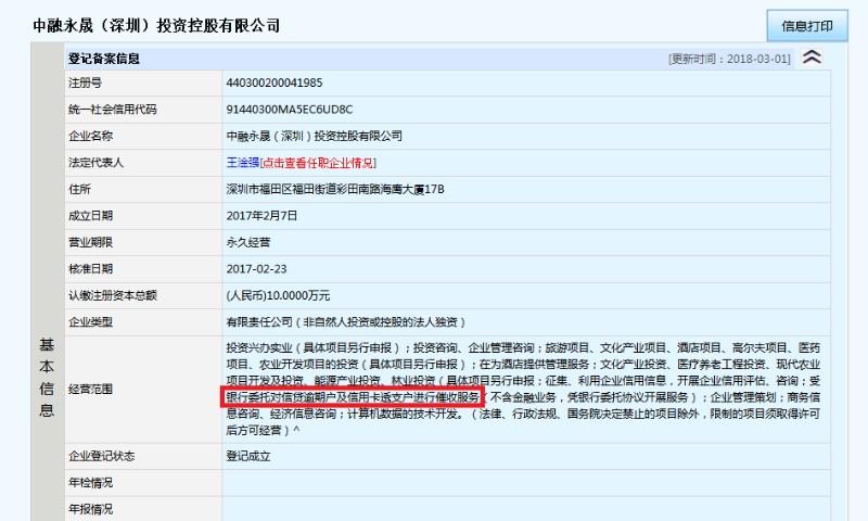 深圳佳诺集团 转让深圳公司 催收 投资 金融 担保