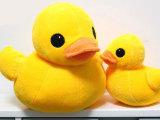 香港正版大黄鸭毛绒玩具公仔黄色小黄鸭子布娃娃儿童节生日礼物