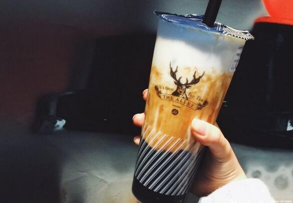 鹿角港奶茶加盟 鹿角港奶茶加盟费多少 鹿角港奶茶