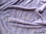 服装面料 服装里料  紫色PV绒布服装布料