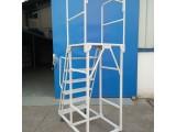 旺扬LT-9工业平台梯超市登高车1米6七步梯移动平台