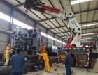 珠海市电子精密设备搬迁,精密设备真空木箱包装,设备吊装移位