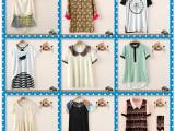 日韩版外贸原单女装夏杂款批发 高性价比外贸服装打包混批