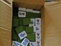 40号牌绿色双杠麻花 麻将牌配牌单个单只配牌麻将机