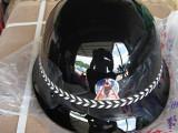 批发京东黑色玻璃钢工地头盔 带花安全防爆安全帽 保安专用头盔