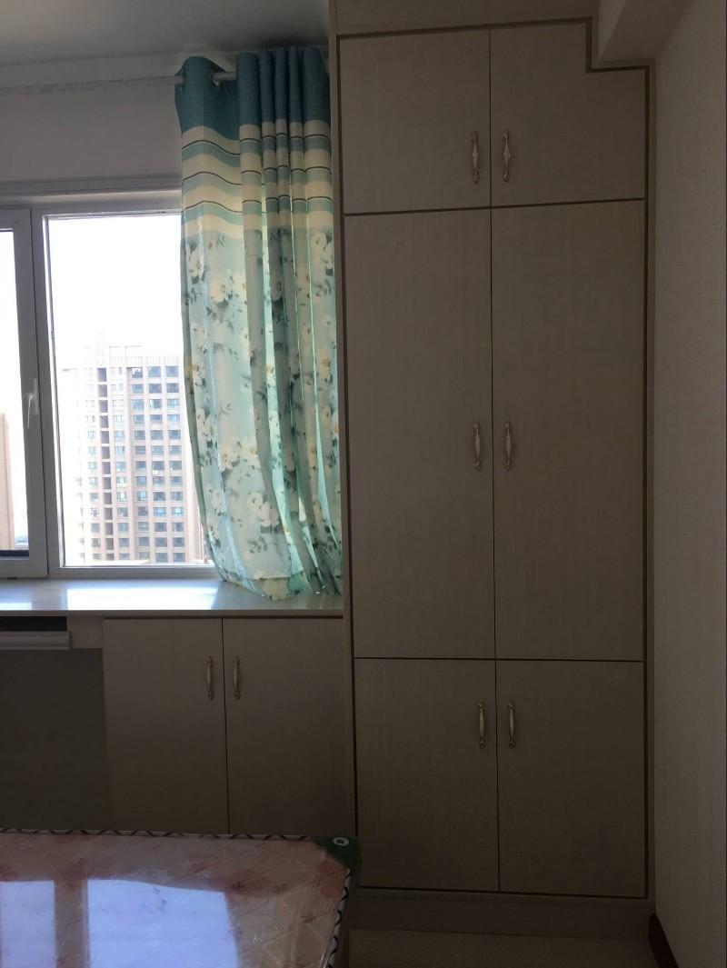 天一国际公馆 1室 1厅 40平米 整租