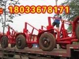 液压电缆拖车 机械电缆炮车 多功能多用途电缆盘托车