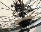 九成新MERNT山地碟刹铝合金自行车转让