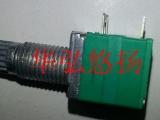 097单联带开关电位器 收割机用电位器 调速开关电位器