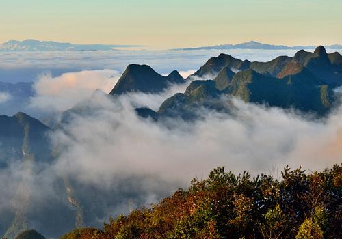 重庆高性价比旅游风景区预算多少合适
