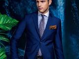 意大利进口品牌玛佐尼MARZONI西装西服面料2015春夏款