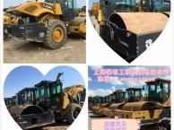青海二手26吨压路机出售