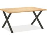 简约现代不锈钢折叠桌子 餐桌时尚不锈钢餐