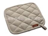 【厂家供应】全棉加厚专用隔热锅垫、防烫隔热垫、