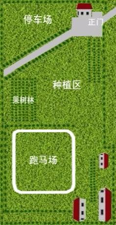 邯郸园林马场出租流转,只需4万元,即可拥有一座私人庄园!