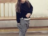 韩国进口童装批发 2014秋JKIDS女童春秋休闲套装纯棉韩国童