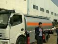 油罐车东风专业生产油罐车 国五新车包上户