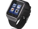 深圳厂家直销智能手表手机 3G Andriod 4.4操作系统